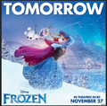 Frozen poster thing - disney-princess photo