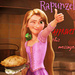 Rapunzel Approves This Message - disney-princess icon