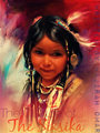 Native American project cover - disney-princess fan art