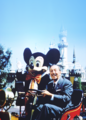 Walt and Mickey - disney photo