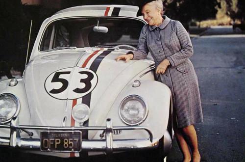 """Disney images 1974 Disney Film, """"Herbie Rides Again ..."""