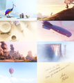 up {disney, pixar} - disney fan art