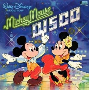 """1979 ডিজনি Album, """"Mickey মাউস Disco"""""""