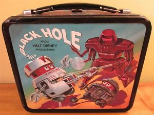 A Vintage Black Hole Lunchbox