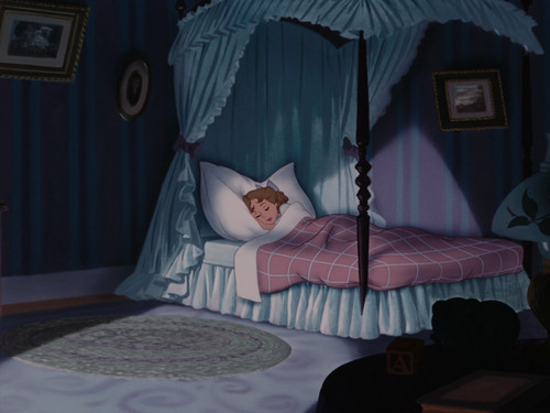Disneyu0027s Peter Pan Wallpaper Called Wendy Darling Screencap