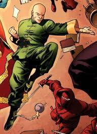 Marvel's Wong