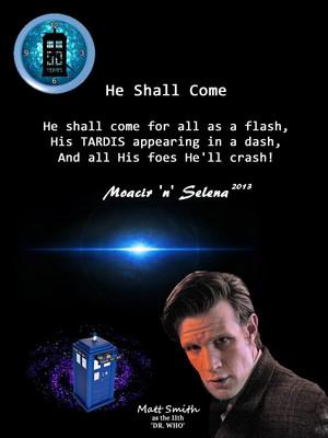 He Shall Come