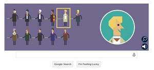 Google - 50th Anniversary of Doctor Who