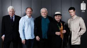 Tom, Peter, Colin, Sylvester and Matt