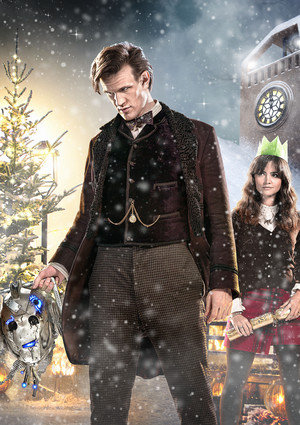 Doctor Who - navidad Special - Promotional Poster