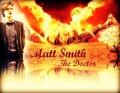 Matt Smith The 11th Doctor at Gallifrey