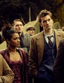 Martha and Ten - doctor-who photo