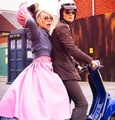 Rose and The Doctor - doctor-who photo