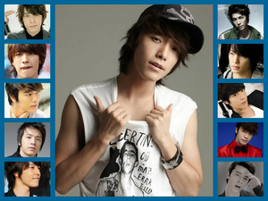 Donghae Poses