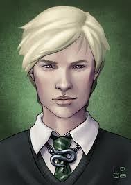 Smirk of a slytherin