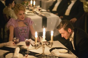 Lucy Westenra and Jonathan Harker
