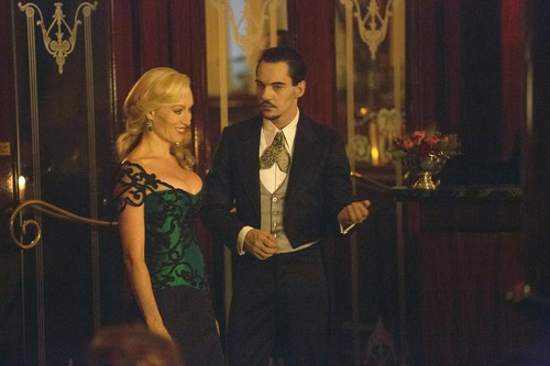 Dracula NBC fondo de pantalla probably with a business suit called Alexander and Lady Jane