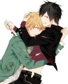 Shizaya                                                      - durarara fan art