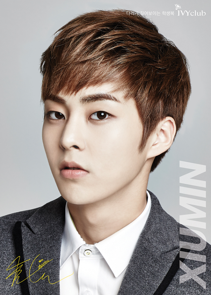 Exo M Images Xiumin Ivy Club Hd Wallpaper And Background