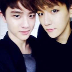 ♥Baekhyun and D.O♥