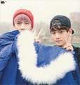 ♥Chen and Sehun♥