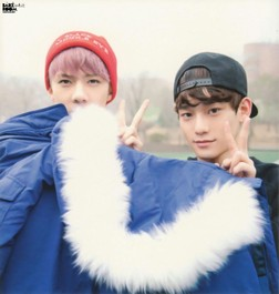 ♥Chen and Sehun♥