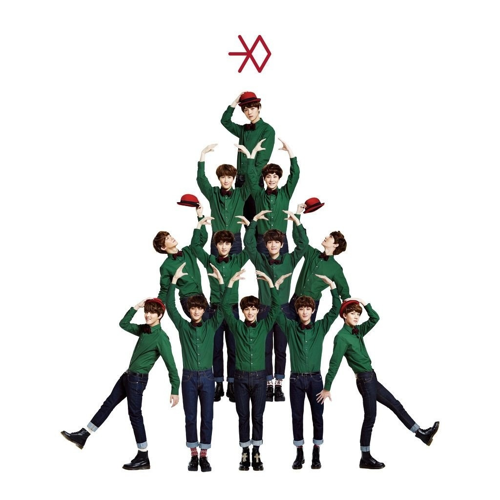 Exo Images Exo S Christmas Comeback Teaser Pic Hd Wallpaper And
