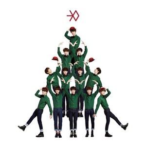 Exo's クリスマス comeback teaser pic