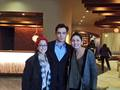 Ed Westwick with fans - 24 novembre 2013 - ed-westwick photo