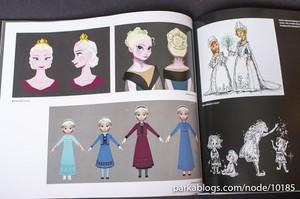 The Art of Nữ hoàng băng giá