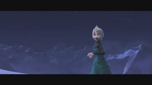 Frozen Musica video screencaps
