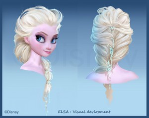 Elsa - VIsual Development