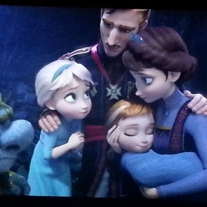 Arendelle Royal Family