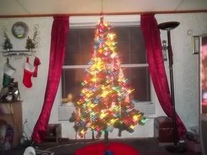 क्रिस्मस पेड़ 2012