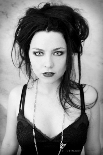 Evanescence wallpaper probably containing attractiveness and a portrait called Evanescence