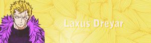 ♥ º ☆.¸¸.•´¯`♥ Laxus Dreyar! ♥ º ☆.¸¸.•´¯`♥