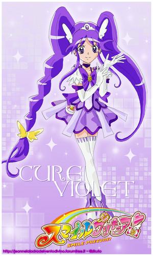 Cure violet
