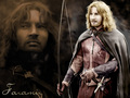 Faramir wallpaper