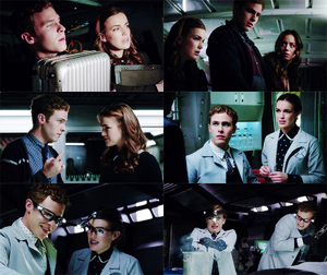 【Fitzsimmons in episodes 1-4】