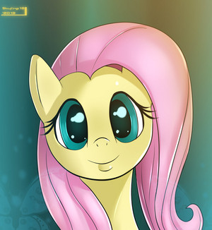 Fluttershy Smiling Icon