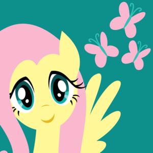 Fluttershy Cutie Mark ikon