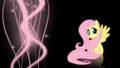 Fluttershy Lights Wallpaper
