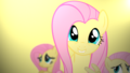 Fluttershy Smiling Wallpaper