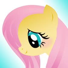 Fluttershy Blushing