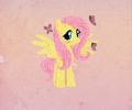 Fluttershy and Schmetterlinge