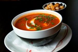 tomatina - помидор суп