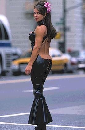 Former WWE Diva Ivory