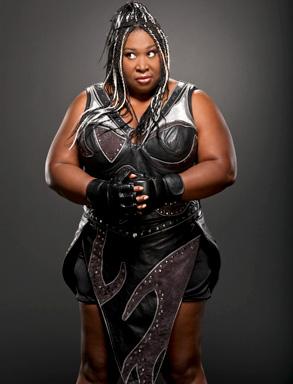Former WWE Diva Kharma