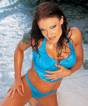 Former WWE Diva Lita