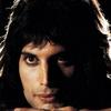 Freddie Mercury photo with a portrait entitled Freddie Mercury